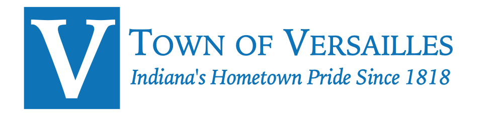 Town of Versailles, Indiana logo